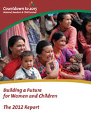Building a Future for Women and Children: The 2012 Report