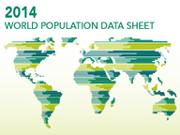 2014 World Population Data Sheet