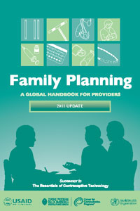 Family Planning: A Global Handbook for Providers