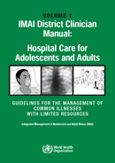 Hospital Care for Adolescents and Adults: Integrated Management of Adolescent and Adult Illness (IMAI)